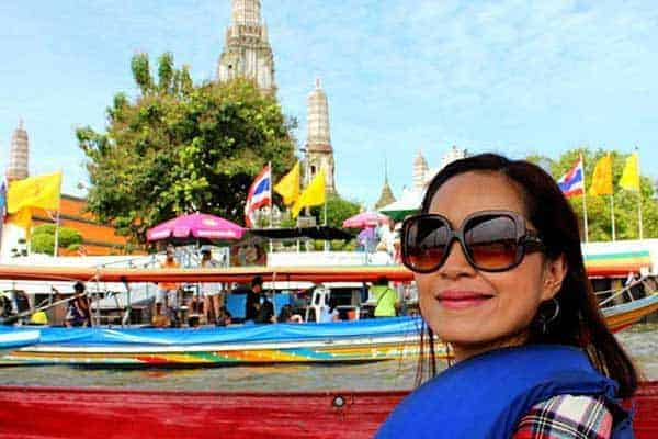 Wat Arun on tours in Bangkok